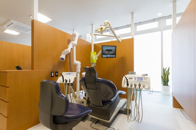 つつみ歯科医院のおもてなしポイント
